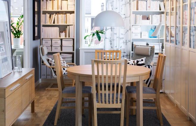 10 lời khuyên ai cũng có thể áp dụng để có phòng ăn đẹp tinh tế trong căn nhà nhỏ - Ảnh 16.