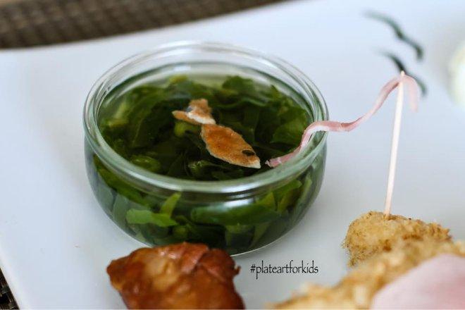 Chẳng cần khéo tay vẫn có thể trang trí món ăn siêu đẹp giúp con hết biếng ăn - Ảnh 12.