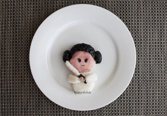 Chẳng cần khéo tay vẫn có thể trang trí món ăn siêu đẹp giúp con hết biếng ăn - Ảnh 15.