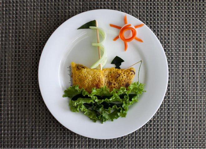 Chẳng cần khéo tay vẫn có thể trang trí món ăn siêu đẹp giúp con hết biếng ăn - Ảnh 16.