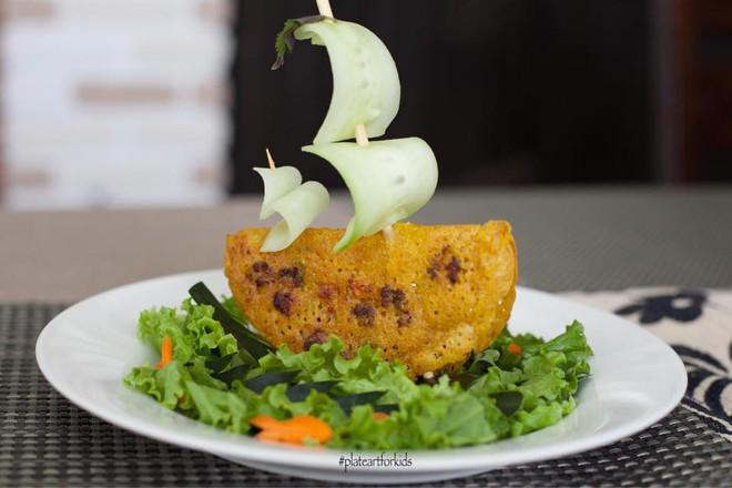 Chẳng cần khéo tay vẫn có thể trang trí món ăn siêu đẹp giúp con hết biếng ăn - Ảnh 17.
