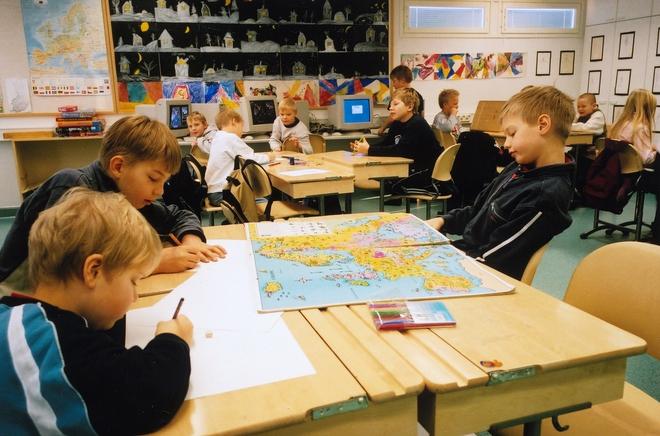 Đây là những điều kỳ lạ khiến Phần Lan có nền giáo dục tốt nhất thế giới - Ảnh 3.
