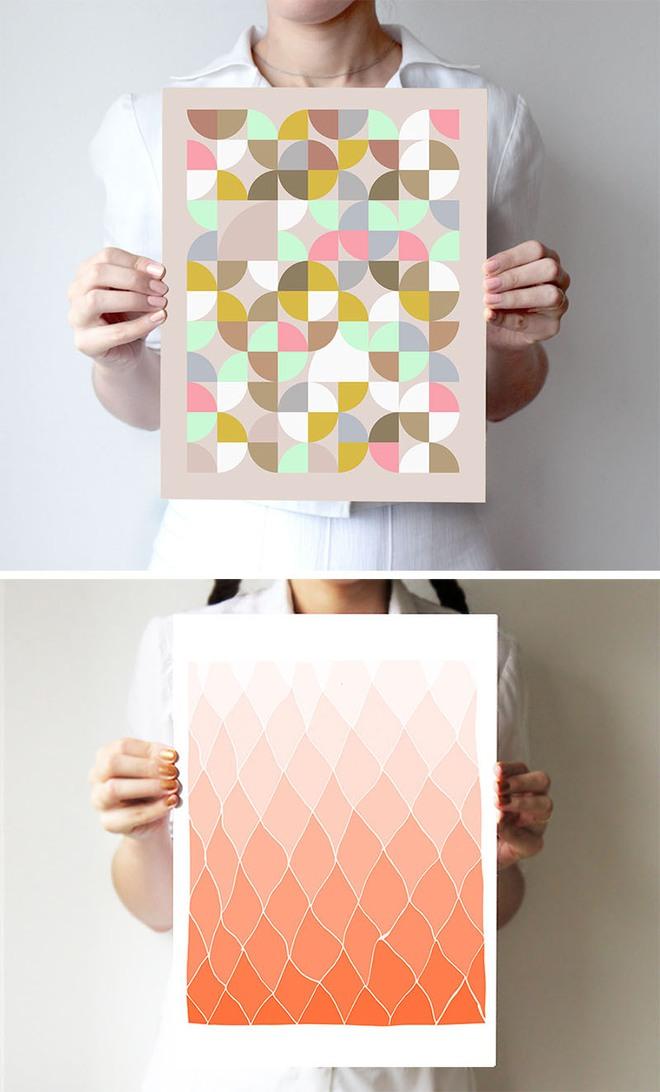 8 cách cực khéo mang sắc pastel ngọt lịm vào không gian sống - Ảnh 9.