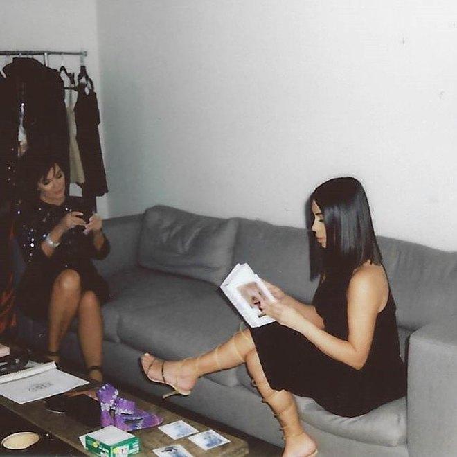"""""""Nữ hoàng thị phi"""" Kim Kardashian và những cách dạy con đáng học hỏi - Ảnh 6."""
