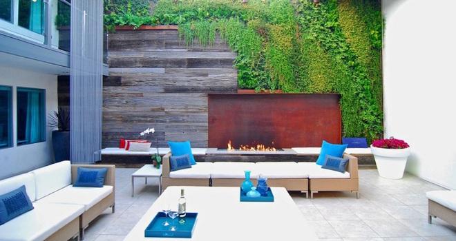 7 lý do khiến những bức tường xanh được các gia đình lựa chọn nhiều đến vậy