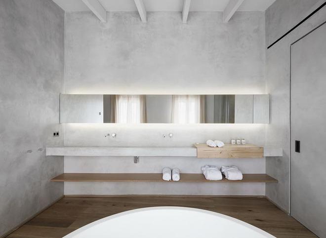 Thiết kế kệ mở giúp phòng tắm gia đình trở nên hoàn hảo đến khó tin - Ảnh 5.