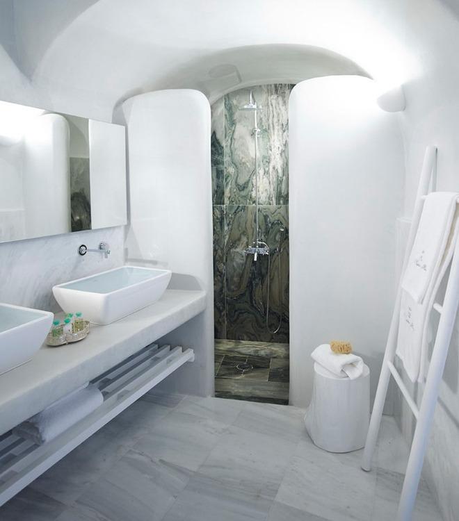 Thiết kế kệ mở giúp phòng tắm gia đình trở nên hoàn hảo đến khó tin - Ảnh 9.