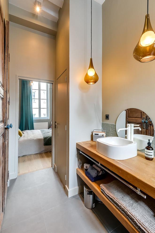Thiết kế kệ mở giúp phòng tắm gia đình trở nên hoàn hảo đến khó tin - Ảnh 12.