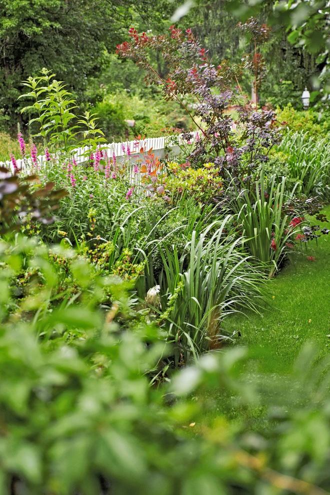 18 cách cực hay mà đơn giản để làm mới sân vườn nhà bạn - Ảnh 13.