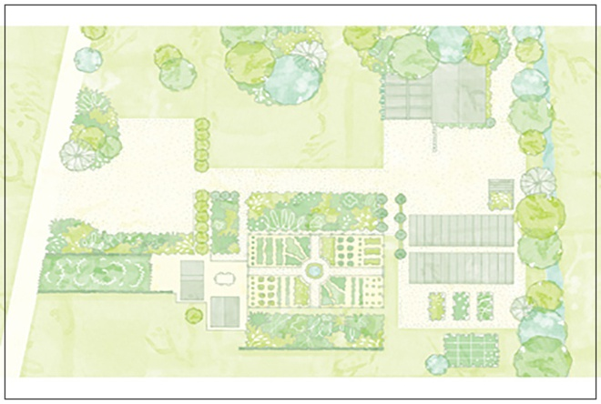 Những thiết kế đẹp bạn có thể học tập để tạo sân vườn xinh tại nhà - Ảnh 3.