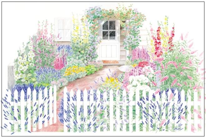 Những thiết kế đẹp bạn có thể học tập để tạo sân vườn xinh tại nhà - Ảnh 6.