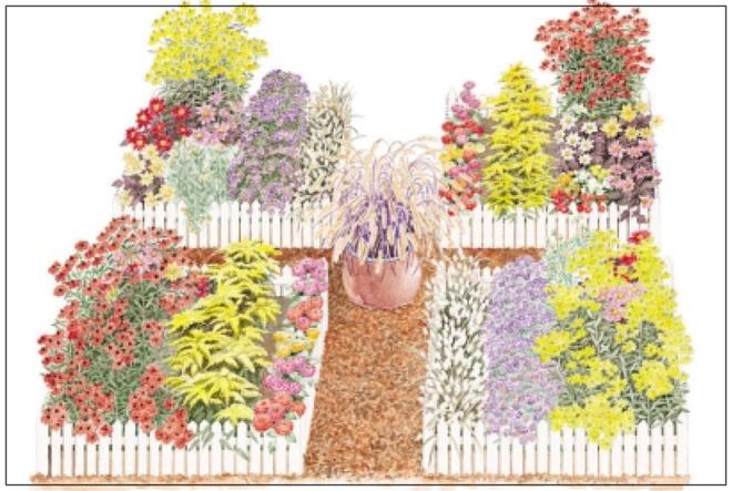 Những thiết kế đẹp bạn có thể học tập để tạo sân vườn xinh tại nhà - Ảnh 7.