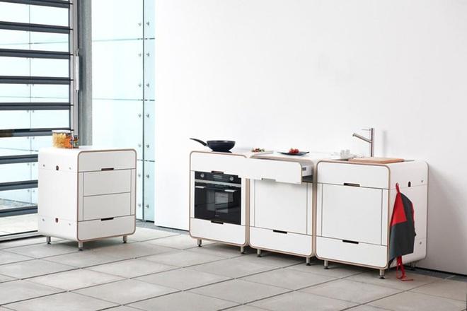 Phòng bếp nhỏ với thiết kế tích hợp mà bất kỳ nhà nào cũng ao ước có được - Ảnh 4.
