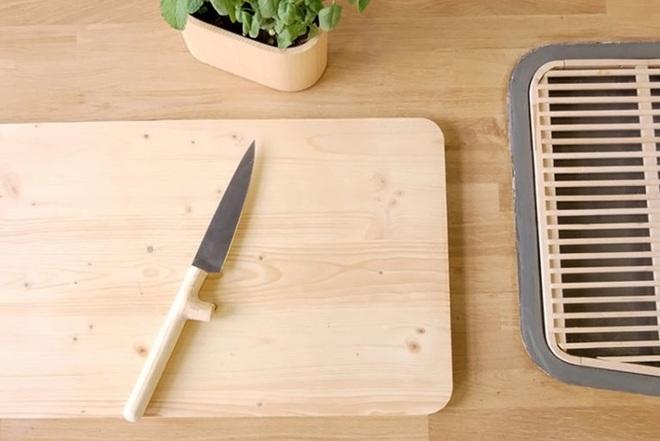 Phòng bếp nhỏ với thiết kế tích hợp mà bất kỳ nhà nào cũng ao ước có được - Ảnh 7.