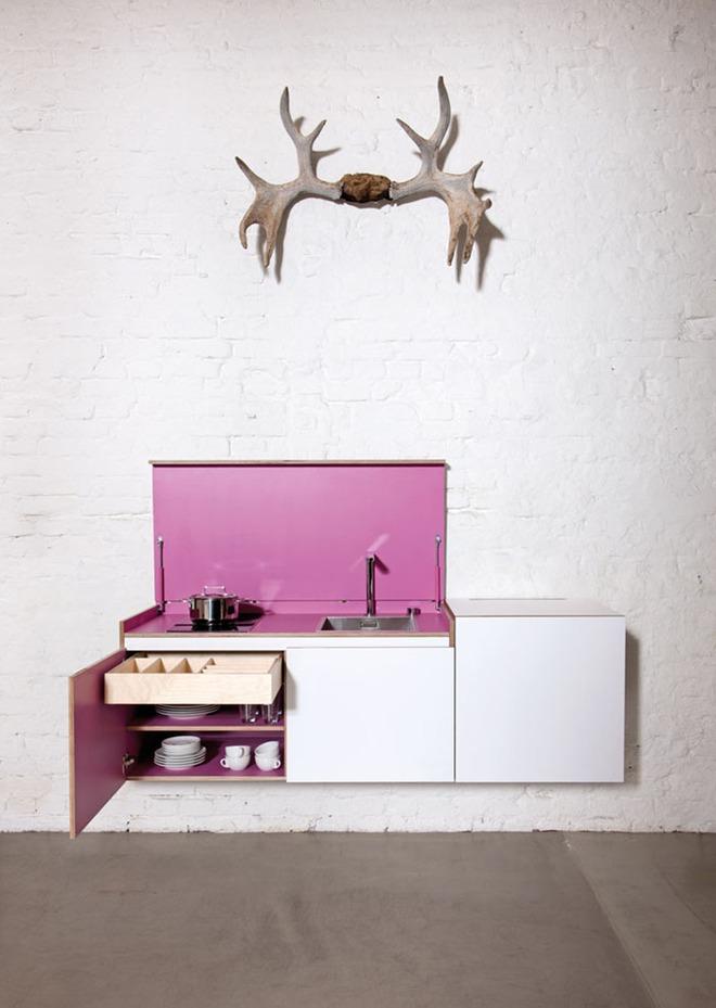 Phòng bếp nhỏ với thiết kế tích hợp mà bất kỳ nhà nào cũng ao ước có được - Ảnh 9.