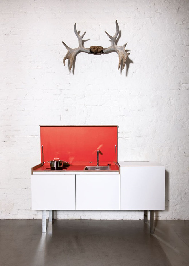Phòng bếp nhỏ với thiết kế tích hợp mà bất kỳ nhà nào cũng ao ước có được - Ảnh 10.