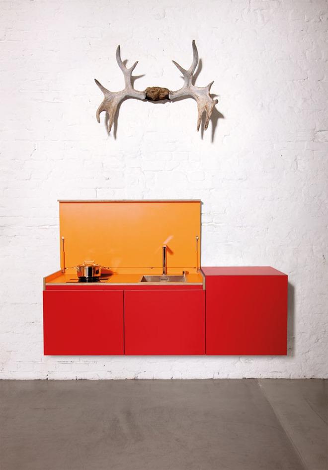 Phòng bếp nhỏ với thiết kế tích hợp mà bất kỳ nhà nào cũng ao ước có được - Ảnh 11.
