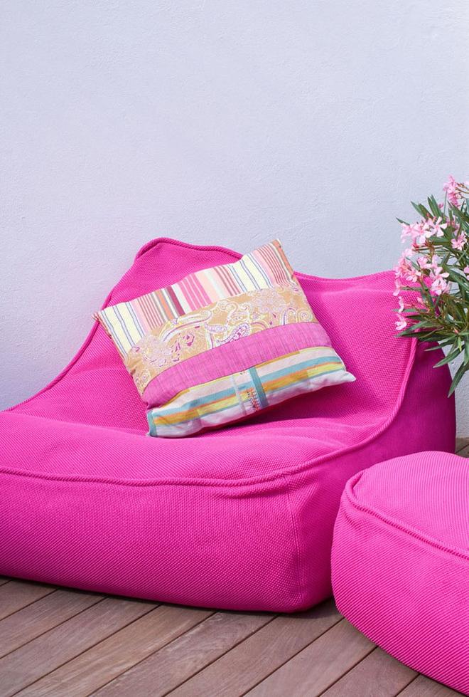 Thiết kế mảnh sân sau thành góc thư giãn đẹp mê mẩn với điểm nhấn lãng mạn từ màu hồng - Ảnh 10.