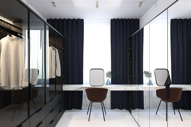 Hai căn hộ nhỏ với sắc trắng làm chủ đạo đẹp mười phân vẹn mười - Ảnh 7.