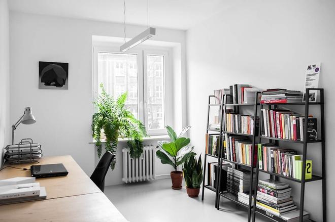 Hai căn hộ nhỏ với sắc trắng làm chủ đạo đẹp mười phân vẹn mười - Ảnh 17.