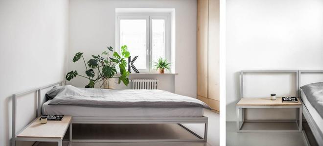 Hai căn hộ nhỏ với sắc trắng làm chủ đạo đẹp mười phân vẹn mười - Ảnh 18.