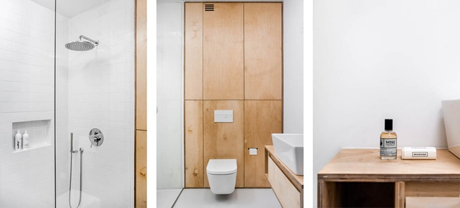 Hai căn hộ nhỏ với sắc trắng làm chủ đạo đẹp mười phân vẹn mười - Ảnh 19.