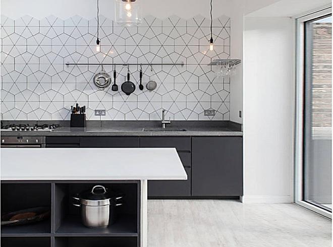 Những mẫu thiết kế đẹp, hiện đại và vô cùng tiện lợi cho nhà bếp vỏn vẹn 5m2 - Ảnh 5.