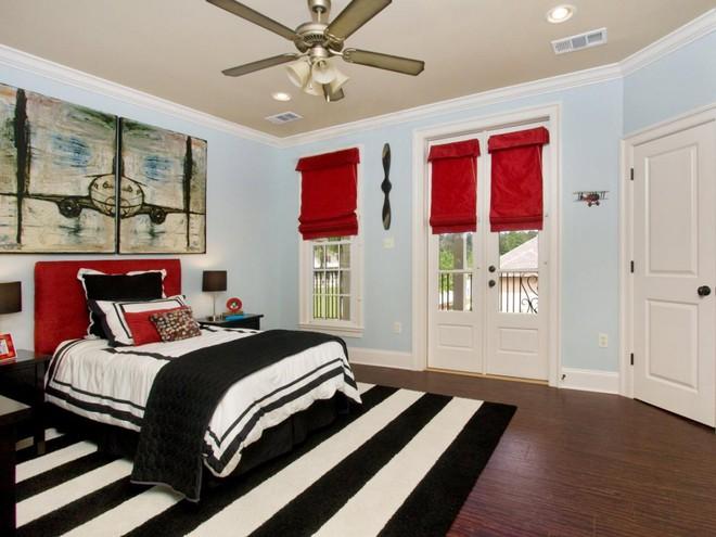 Trang trí phòng ngủ và phòng ăn sáng bừng với chiếc thảm trải sàn vô cùng đơn giản - Ảnh 2.