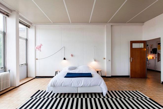 Trang trí phòng ngủ và phòng ăn sáng bừng với chiếc thảm trải sàn vô cùng đơn giản - Ảnh 9.