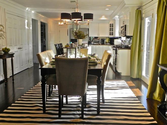 Trang trí phòng ngủ và phòng ăn sáng bừng với chiếc thảm trải sàn vô cùng đơn giản - Ảnh 13.
