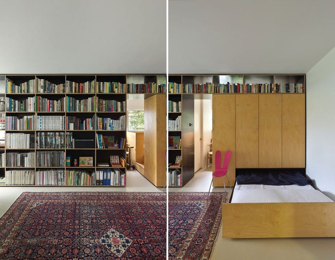 Mách nhỏ những giải pháp ẩn đồ nội thất cho ngôi nhà có diện tích hẹp mà bạn cần phải biết - Ảnh 1.