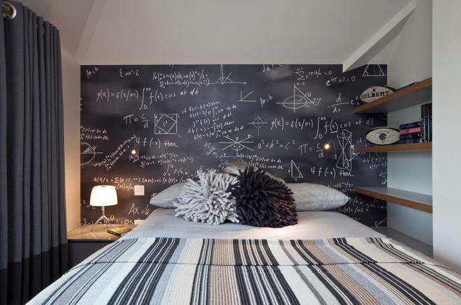 5 ý tưởng siêu tuyệt vời để mở rộng không gian, sắp xếp ngăn nắp cho phòng ngủ nhỏ  - Ảnh 1.