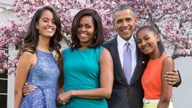 7 quy tắc vàng nuôi dạy con khiến cựu Tổng thống Mỹ Barack Obama trở thành ông bố trên cả tuyệt vời - Ảnh 1.