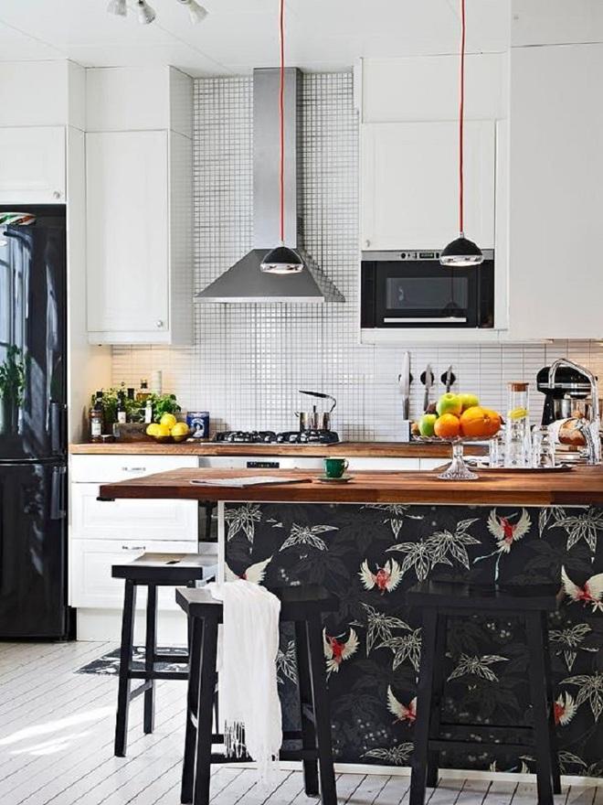 Trang trí hình nền, nếu biết khéo léo thiết kế sẽ là phong cách mới mẻ và độc lạ cho ngôi nhà của bạn - Ảnh 4.