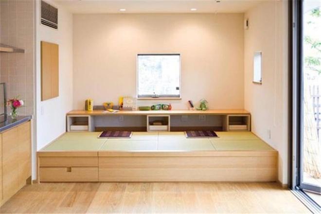 Tận dụng tối đa diện tích để tạo thêm nhiều chức năng cho phòng của bé nhờ thiết kế giật cấp - Ảnh 4.