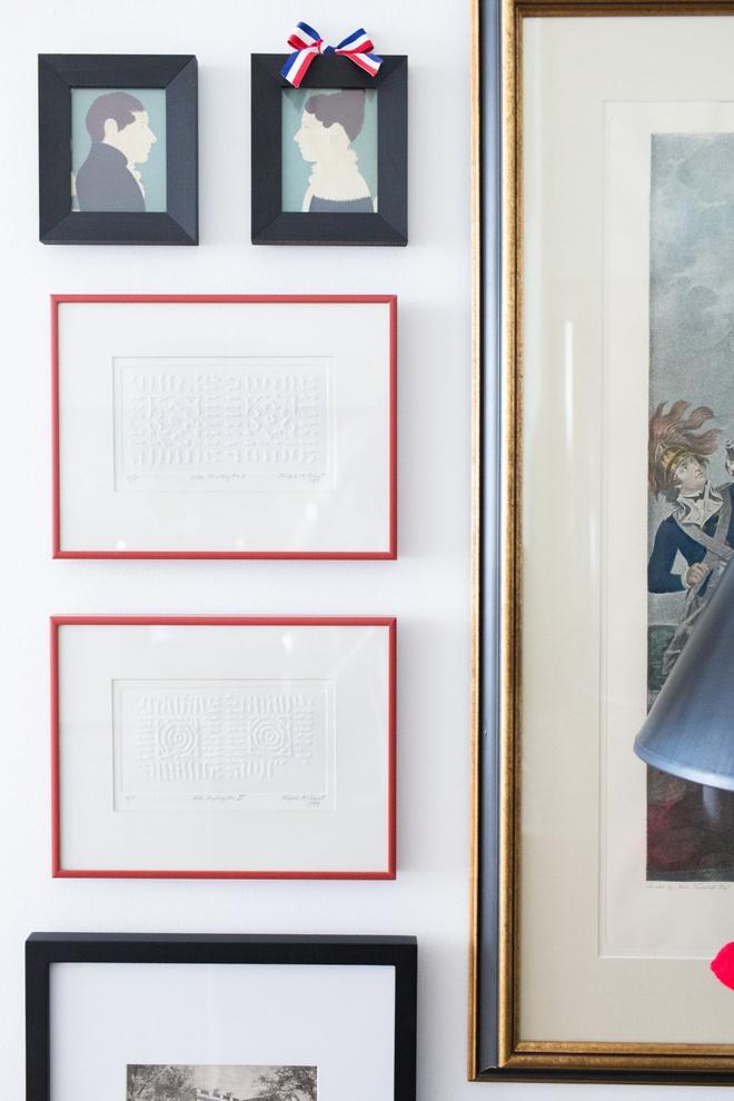 Căn hộ nhỏ chỉ vỏn vẹn 25m² nhưng đẹp ấn tượng dành riêng cho tín đồ yêu màu đỏ và trắng - Ảnh 6.