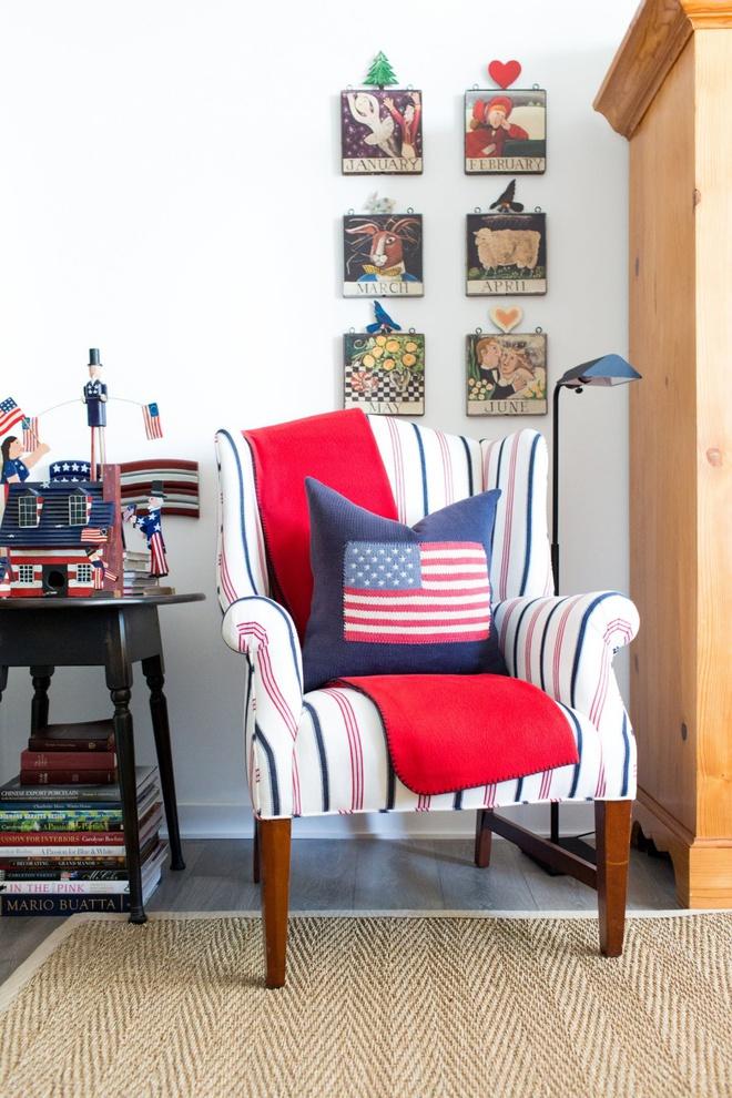 Căn hộ nhỏ chỉ vỏn vẹn 25m² nhưng đẹp ấn tượng dành riêng cho tín đồ yêu màu đỏ và trắng - Ảnh 9.