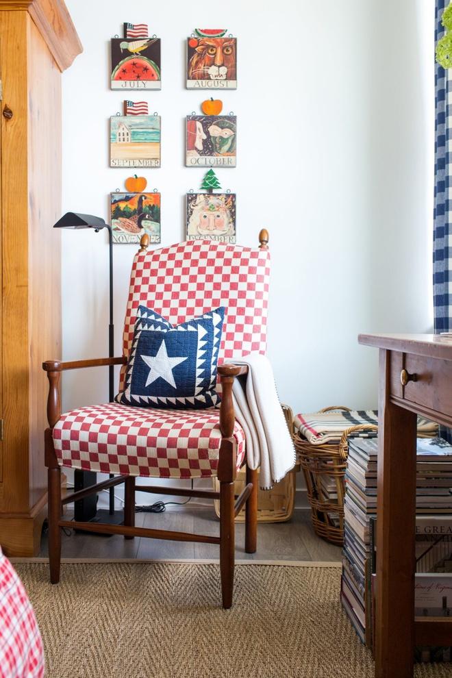 Căn hộ nhỏ chỉ vỏn vẹn 25m² nhưng đẹp ấn tượng dành riêng cho tín đồ yêu màu đỏ và trắng - Ảnh 11.
