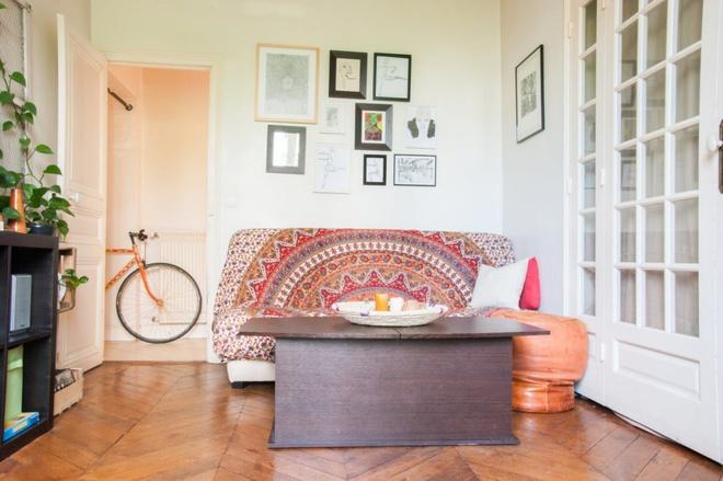 Chẳng cần kiến trúc sư, chủ nhân căn hộ tự tay trang trí nhà khiến ai nhìn cũng yêu - Ảnh 5.