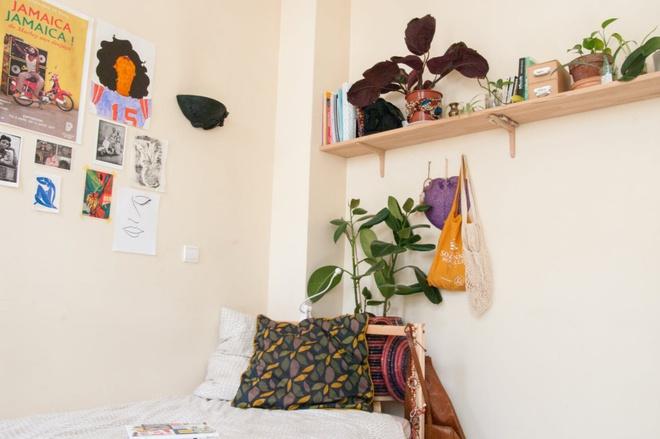 Chẳng cần kiến trúc sư, chủ nhân căn hộ tự tay trang trí nhà khiến ai nhìn cũng yêu - Ảnh 14.