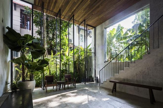Qua rồi cái thời cửa ra vào 1 kiểu, những mẫu cửa ra vào cách tân dưới đây sẽ làm ngôi nhà của bạn sáng bừng - Ảnh 9.