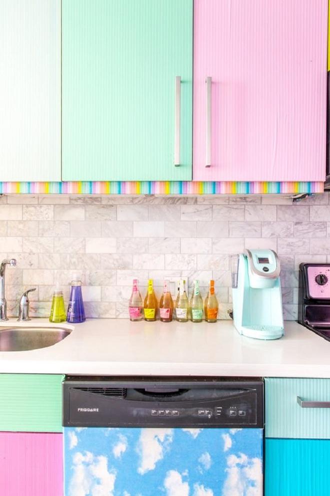 Để sắc cầu vồng ngập tràn trong ngôi nhà bạn chỉ với cách làm đơn giản này - Ảnh 5.