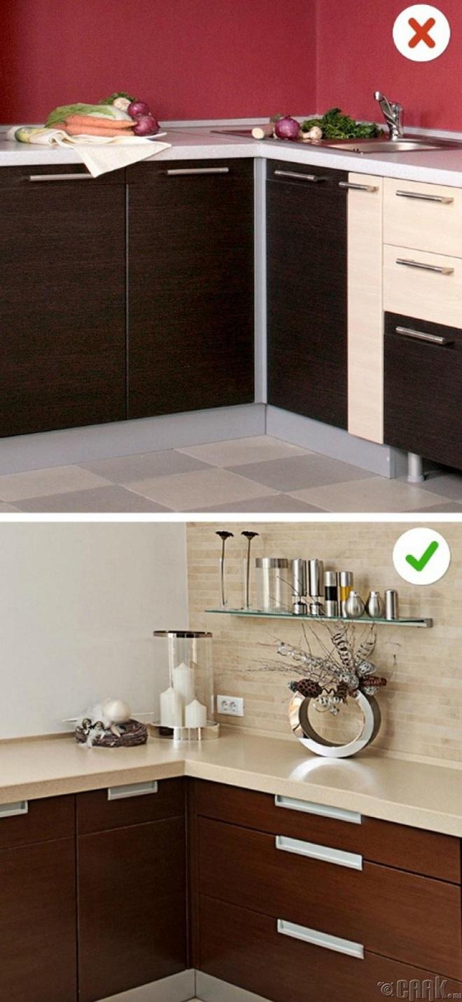 12 sai lầm nghiêm trọng trong thiết kế nhà bếp và các cách đơn giản để giải quyết nó ngay tức thì - Ảnh 1.
