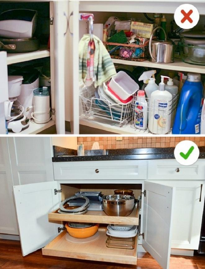 12 sai lầm nghiêm trọng trong thiết kế nhà bếp và các cách đơn giản để giải quyết nó ngay tức thì - Ảnh 3.