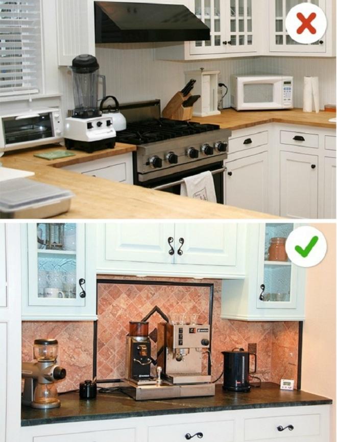 12 sai lầm nghiêm trọng trong thiết kế nhà bếp và các cách đơn giản để giải quyết nó ngay tức thì - Ảnh 8.