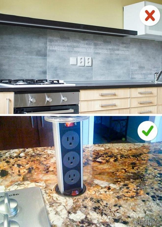 12 sai lầm nghiêm trọng trong thiết kế nhà bếp và các cách đơn giản để giải quyết nó ngay tức thì - Ảnh 9.