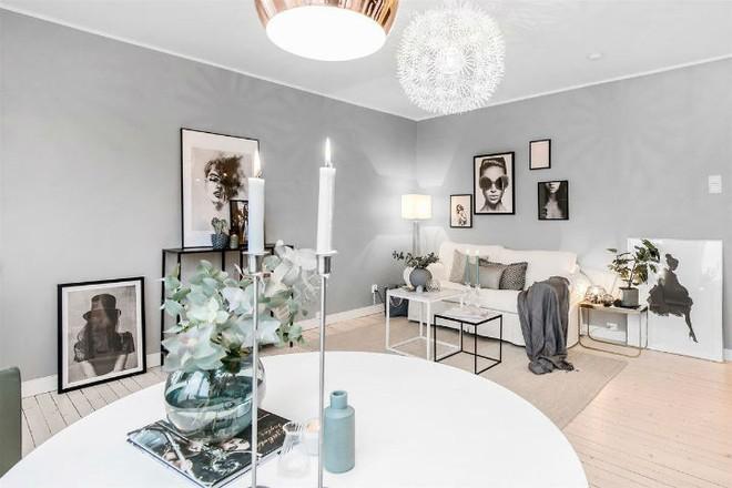 Căn hộ nhỏ 30m² đẹp đến từng góc nhỏ với phong cách trang trí Scandinavians - Ảnh 5.