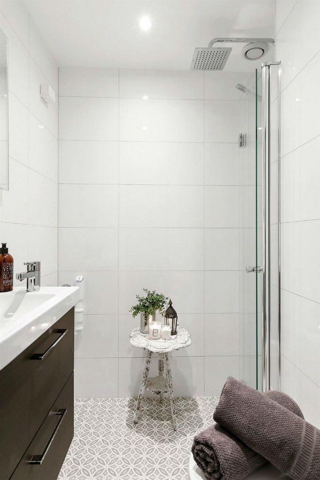 Căn hộ nhỏ 30m² đẹp đến từng góc nhỏ với phong cách trang trí Scandinavians - Ảnh 10.