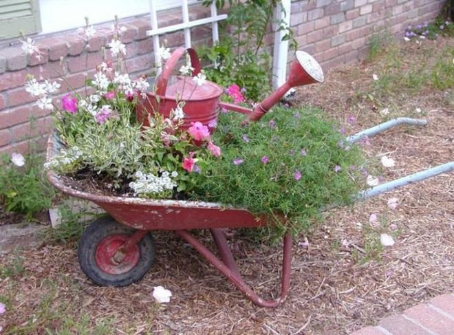 Không cần là người làm vườn giỏi bạn vẫn có thể trang trí sân vườn ấn tượng như thế này - Ảnh 12.