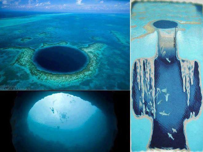 Phát hiện hố xanh khổng lồ giữa lòng đại dương nhưng thứ ẩn chứa trong đó còn đáng kinh ngạc hơn - Ảnh 3.
